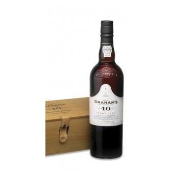 Grahams 40 ans porto 20 75 cl achat vente ap ritif for Aperitif maison a base de vin