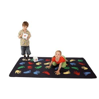 tapis de sol geant 2x1m motricite pieds et mains achat vente tapis de jeu cdiscount. Black Bedroom Furniture Sets. Home Design Ideas