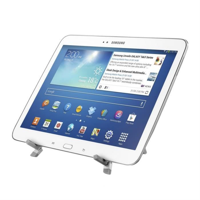 kwmobile support l gant pour tablette samsung galaxy tab. Black Bedroom Furniture Sets. Home Design Ideas