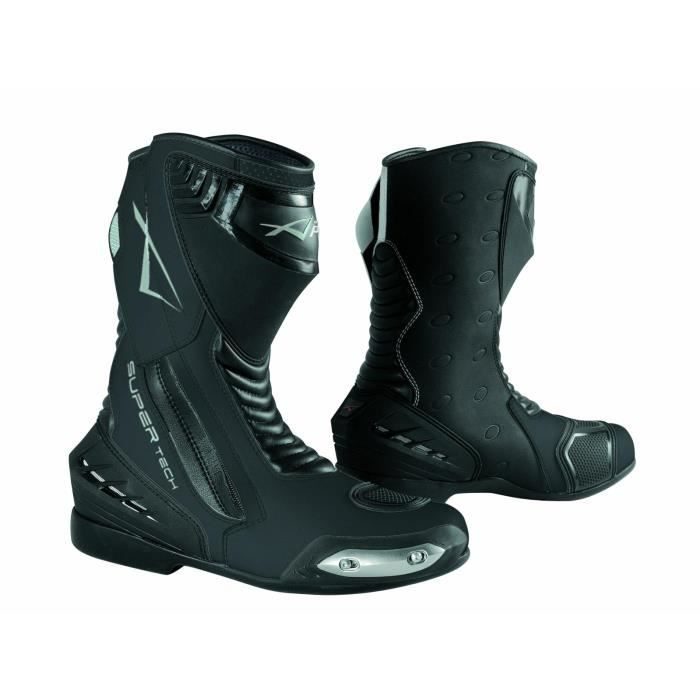 bottes de piste route moto motar achat vente chaussure botte bottes de piste route moto. Black Bedroom Furniture Sets. Home Design Ideas