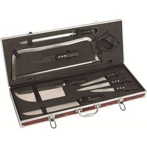 malette couteaux de boucher achat vente malette couteaux de boucher pas cher cdiscount. Black Bedroom Furniture Sets. Home Design Ideas