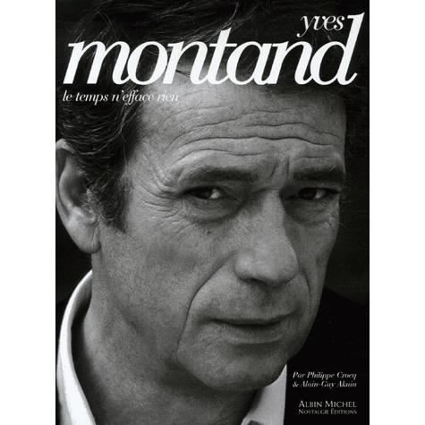 Yves montand achat vente livre philippe crocq alain for Le jardin yves montand