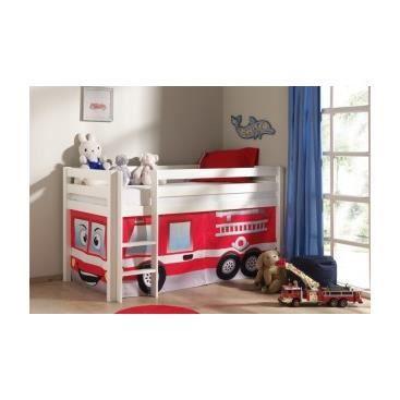Lit enfant sur lev fazione 6 achat vente structure de lit lit enfant sur - Lit sureleve occasion ...