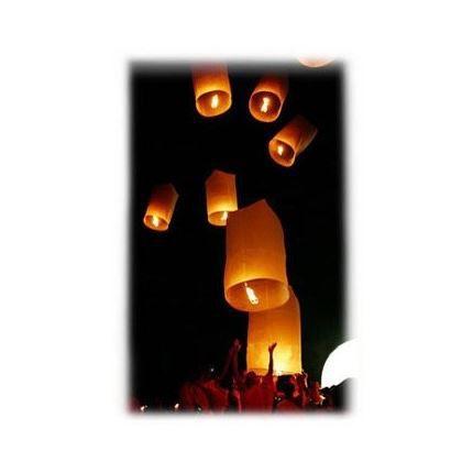 Lanterne volante chinoise achat vente lampion lanterne volante chinoise - Construire une lanterne volante ...