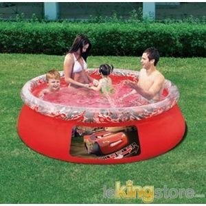 Piscine gonflable enfant cars diam198cm x h51cm bestway achat vente pisci - Piscine gonflable cdiscount ...