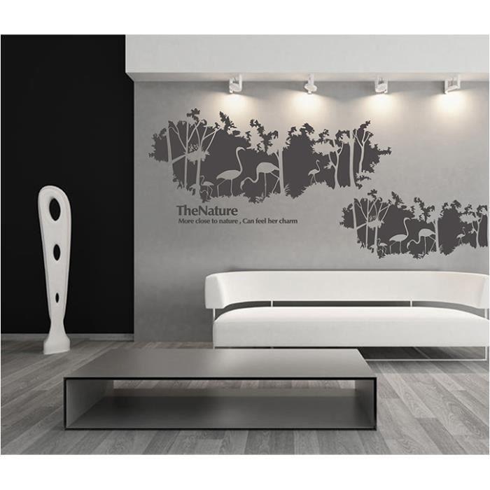 mur stickers du foyer pour la d coration de la maison achat vente objet d coration murale. Black Bedroom Furniture Sets. Home Design Ideas
