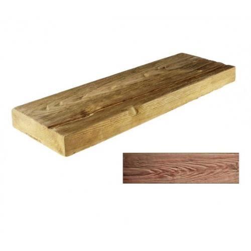 sombre petite planche bois effet b ton d coratif achat. Black Bedroom Furniture Sets. Home Design Ideas