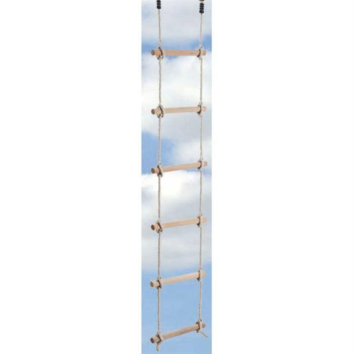 echelle de corde 180cm pour portique en bois achat. Black Bedroom Furniture Sets. Home Design Ideas