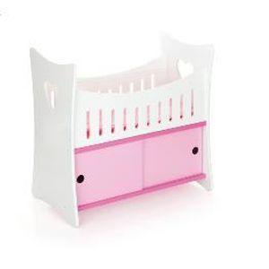 lit poupee en bois achat vente jeux et jouets pas chers. Black Bedroom Furniture Sets. Home Design Ideas