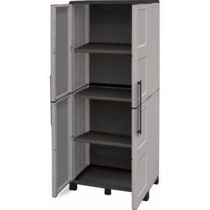 armoire resine achat vente armoire resine pas cher. Black Bedroom Furniture Sets. Home Design Ideas