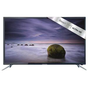 Téléviseur LED CONTINENTAL EDISON 48KA0816B7 - TV LED 4K UHD 122c