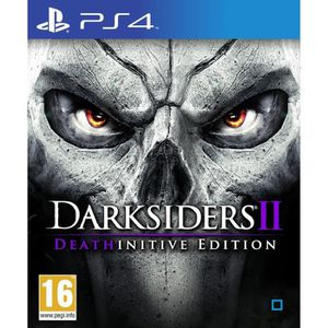 Darksiders II Deathinitive Edition Jeu PS4