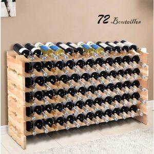 Range bouteille de vin achat vente range bouteille de for Meuble porte bouteille vin