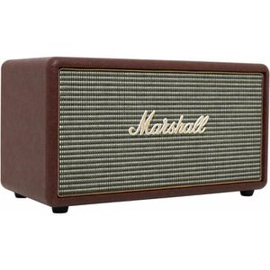 STATION D'ACCUEIL Enceinte MARSHALL STANMORE BT marron