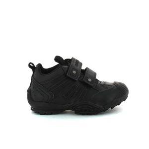 BASKET Basket basse geox savage noir cuir