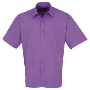 chemise homme violette achat vente chemise homme violette pas cher. Black Bedroom Furniture Sets. Home Design Ideas