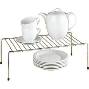 etagere vaisselle achat vente etagere vaisselle pas cher cdiscount. Black Bedroom Furniture Sets. Home Design Ideas