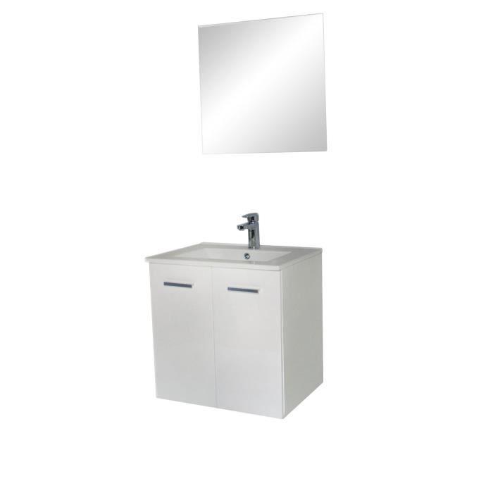 Tais ensemble de meubles de salle de bains 60cm achat for Ensemble meuble lavabo salle de bain