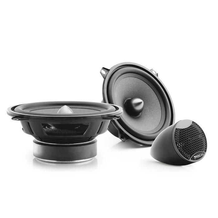 kit haut parleurs 13 cm focal iss130 haut parleur. Black Bedroom Furniture Sets. Home Design Ideas