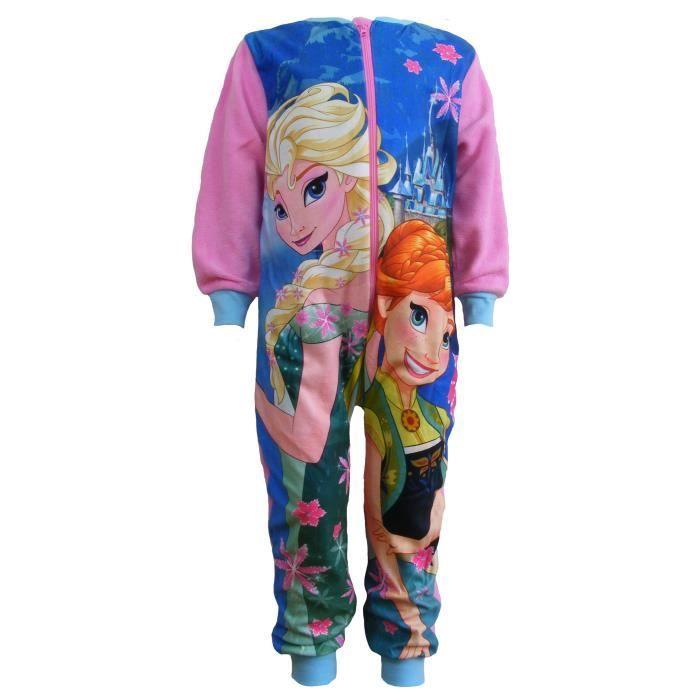 grenouill re polaire enfant fille pyjama motif reine. Black Bedroom Furniture Sets. Home Design Ideas