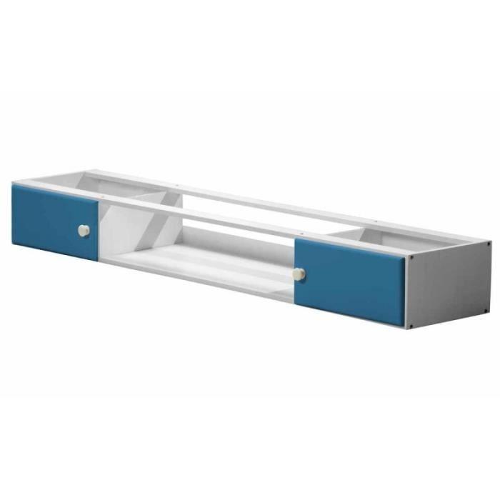 Caisse de rangement sous lit maison design for Rangement sous de lit