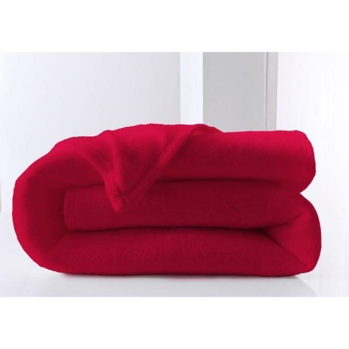 plaid moelleux 125 150 pomme d 39 amour achat vente. Black Bedroom Furniture Sets. Home Design Ideas