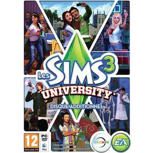 JEU PC Sims 3 University Jeu PC