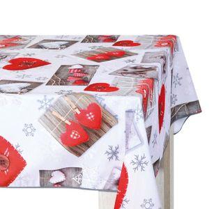 nappe pour petite table achat vente nappe pour petite table pas cher cdiscount. Black Bedroom Furniture Sets. Home Design Ideas