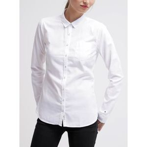 CHEMISE - CHEMISETTE Tommy hilfiger Chemise Femme Fabia Fitted