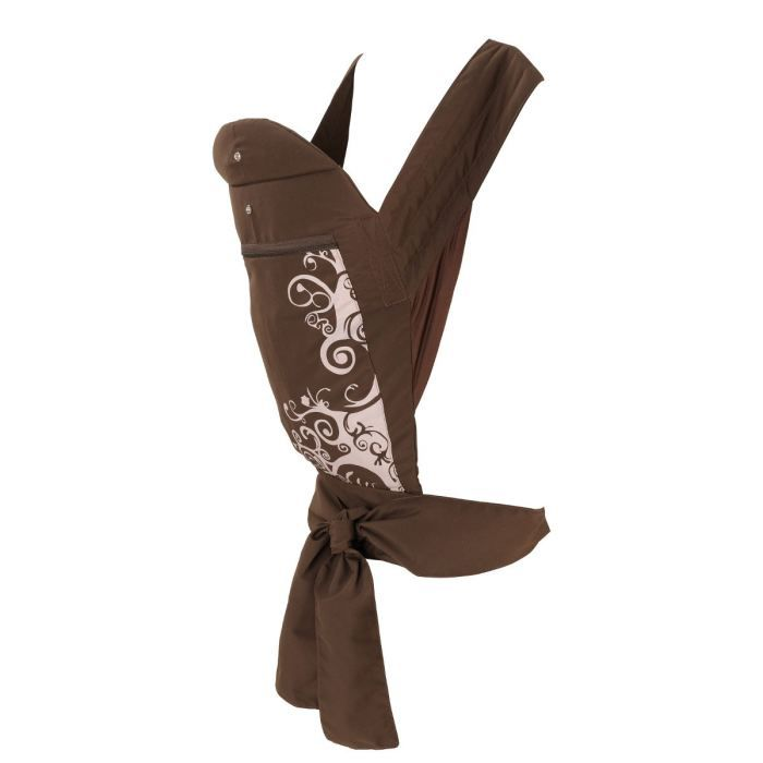 Tineo echarpe de portage chocolat choco beige achat vente porte b b - Vente de chocolat porte a porte ...