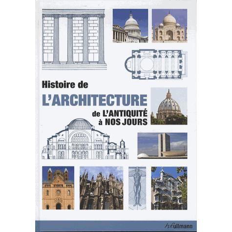 Histoire de l 39 architecture achat vente livre jan gympel hf ullmann ed - Livre sur l architecture ...