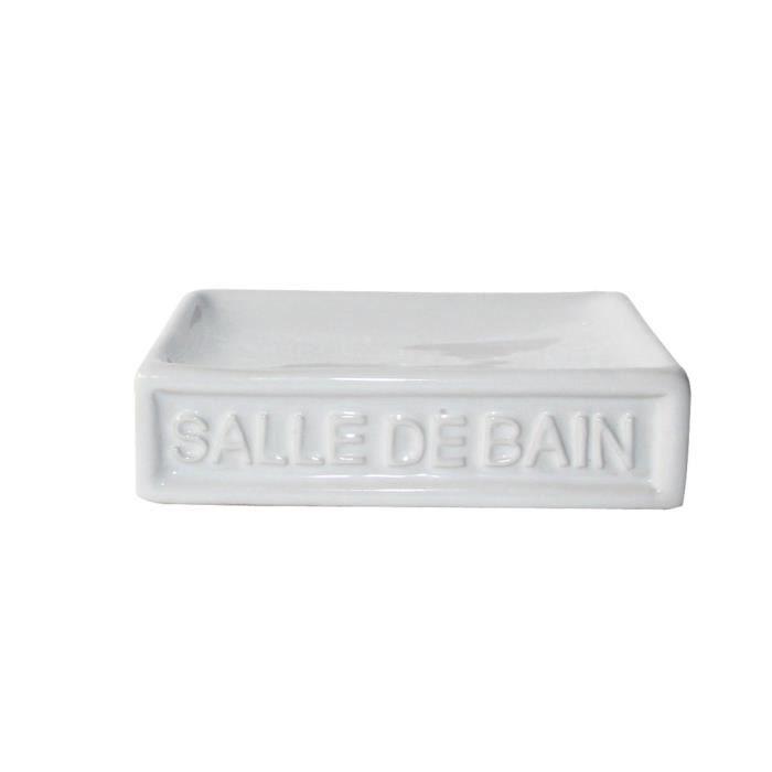 Salle de bain porte savon porte savon mural en verre - Porte savon salle de bain ...