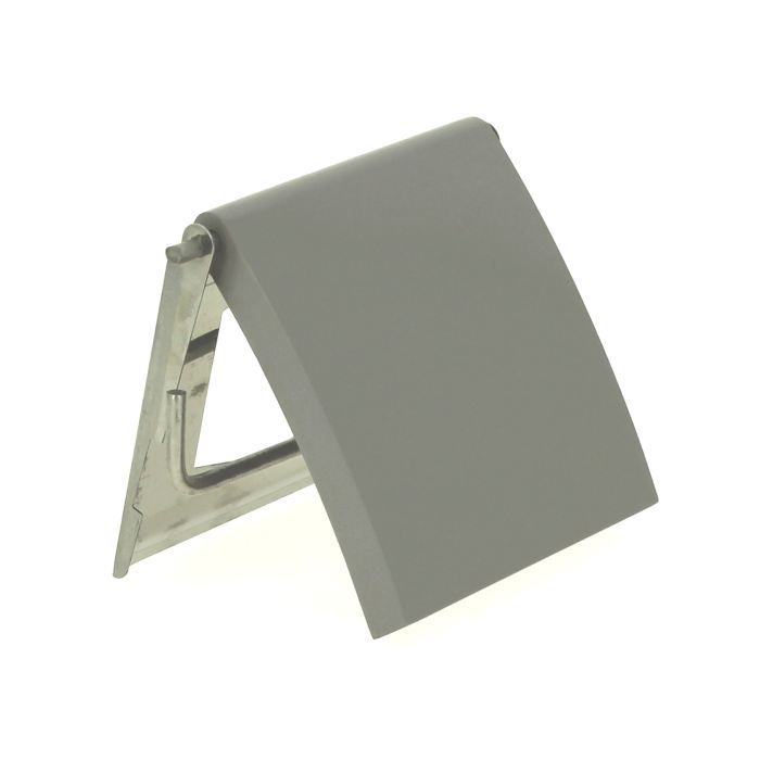 derouleur papier wc taupe achat vente serviteur wc cdiscount. Black Bedroom Furniture Sets. Home Design Ideas