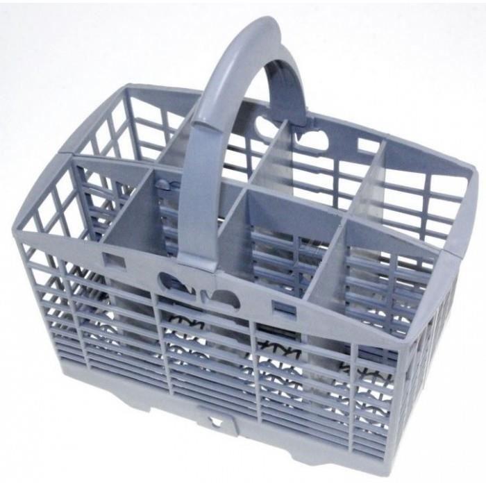 panier a couverts gris pour lave vaisselle scho achat. Black Bedroom Furniture Sets. Home Design Ideas