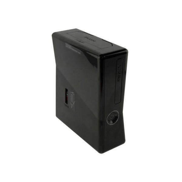 boitier transfert disque dur xbox 360 fat et slim prix. Black Bedroom Furniture Sets. Home Design Ideas