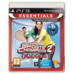 JEU PS3 SPORT CHAMPION 2 PS3 ESSENTIALS / Jeu console PS3