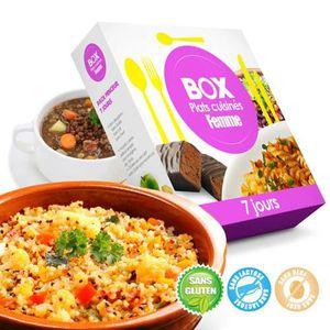 box minceur - achat / vente box minceur pas cher - cdiscount - Plat Cuisine Minceur