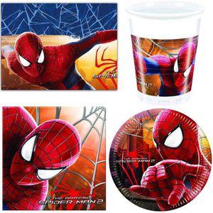 Decoration spiderman anniversaire achat vente jeux et jouets pas chers - Deco anniversaire spiderman ...