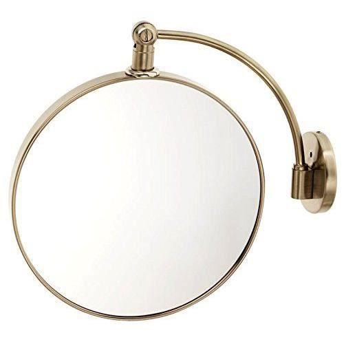 Danielle creations miroir rond fixation mura achat for Miroir danielle