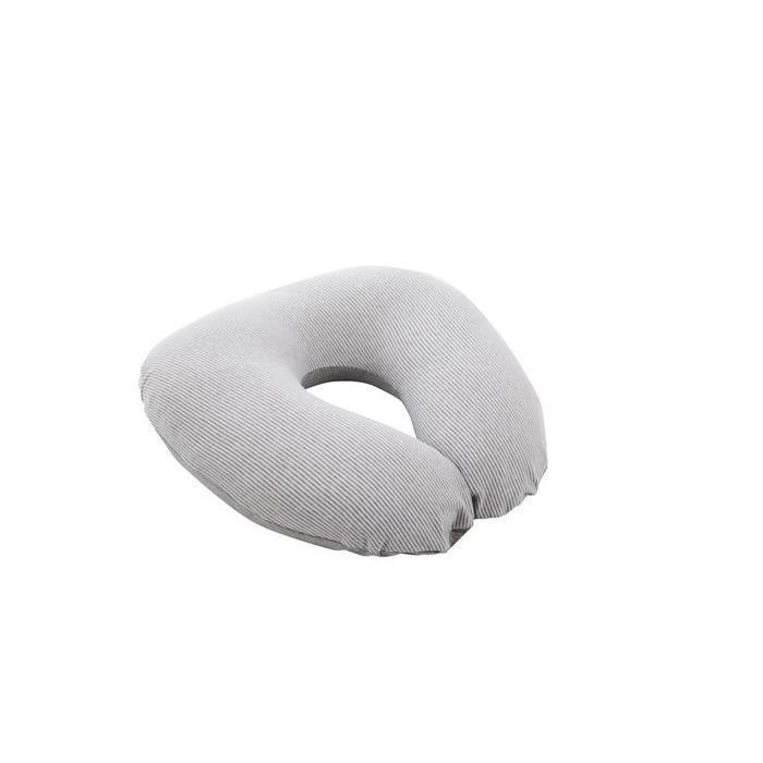 doomoo coussin d 39 allaitement softy classic gris achat vente coussin allaitement. Black Bedroom Furniture Sets. Home Design Ideas