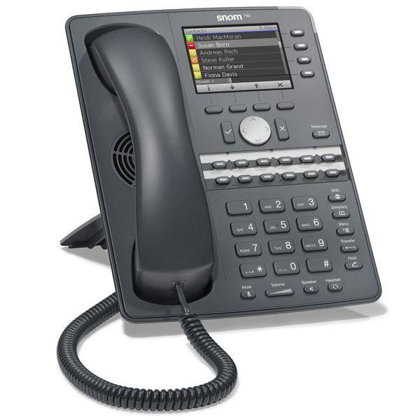 telephonie telephone fixe snom  f sno