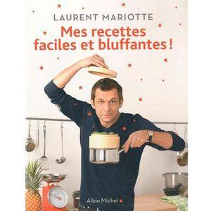 Livre cuisine laurent mariotte achat vente livre cuisine laurent mariotte pas cher soldes - Cuisine de laurent mariotte ...