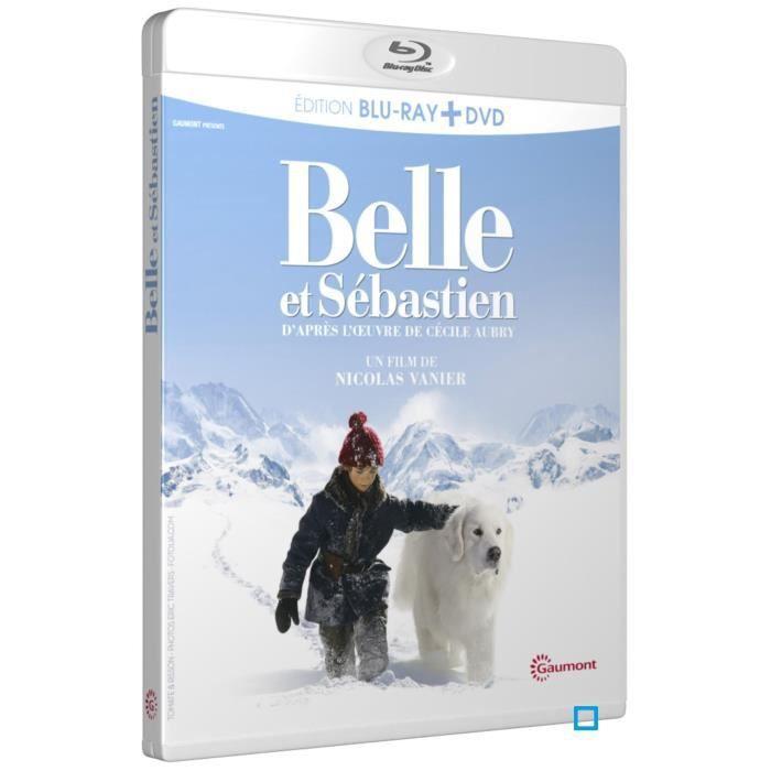 BLU-RAY SÉRIE BELLE ET SEBASTIEN - LE FILM Blu Ray