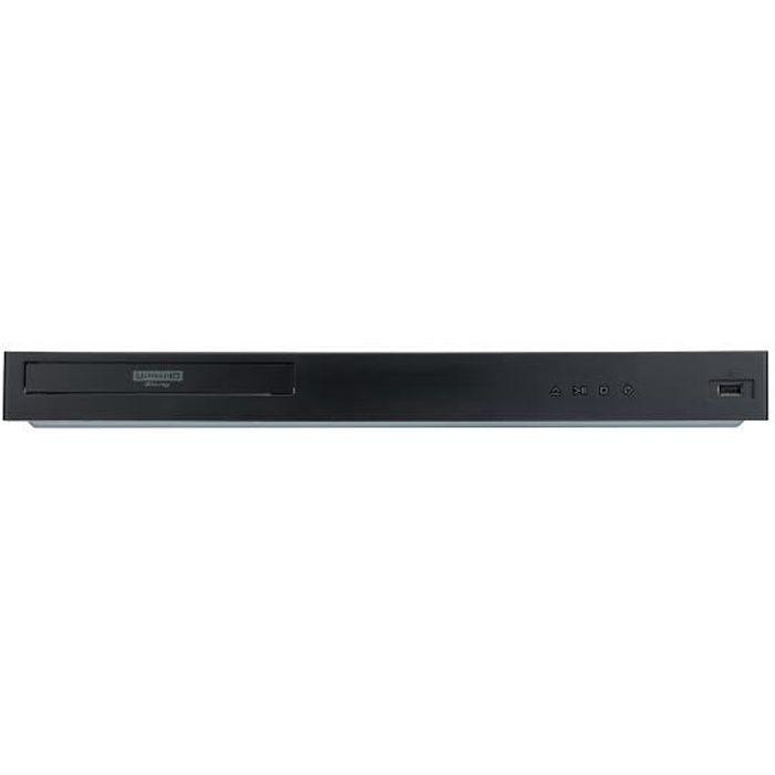 Lecteur Blu-ray 4K UHD LG UBK80