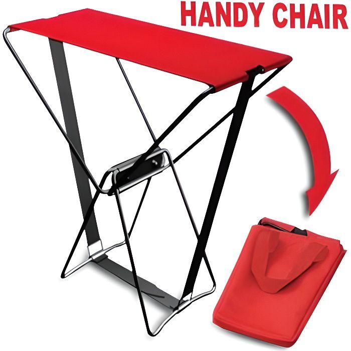 La chaise pliante pocket objet deco maison design insolite for Objet deco jardin design