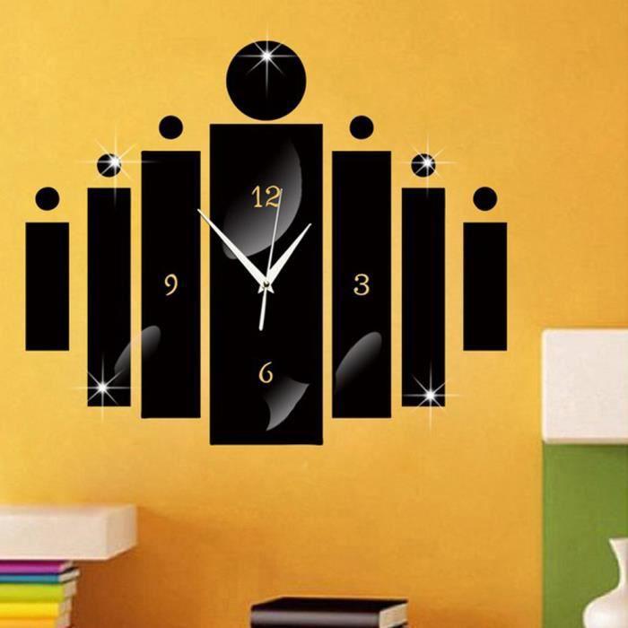 miroir moderne pour salon achat vente miroir moderne pour salon pas cher cdiscount. Black Bedroom Furniture Sets. Home Design Ideas