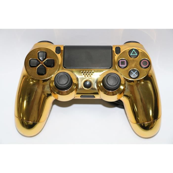 ps4 wired controller controller pour offical ps4 gamepad. Black Bedroom Furniture Sets. Home Design Ideas