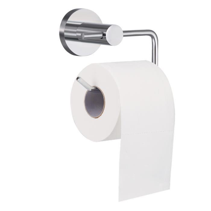 support de papier hygi nique porte papier toilette mural rouleaux porteurs achat vente. Black Bedroom Furniture Sets. Home Design Ideas