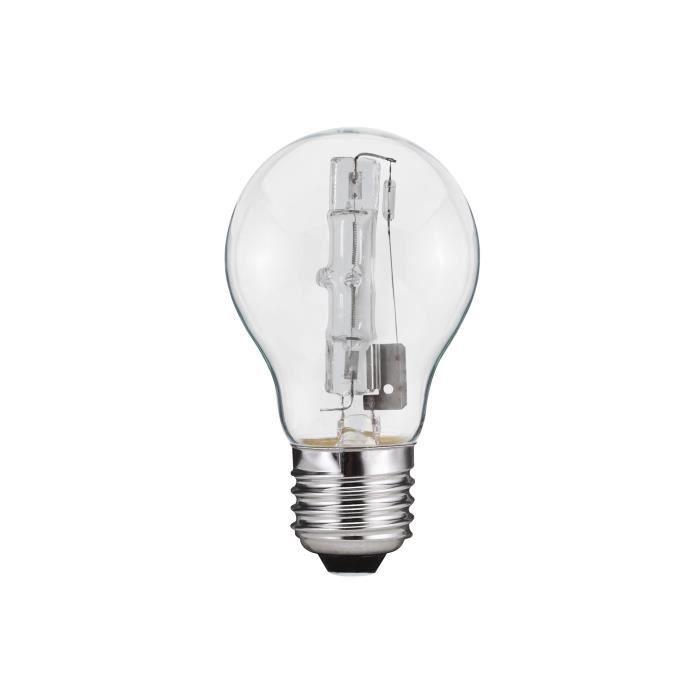 paulmann 40017 ampoule halog ne 230v std 105 watt e27 clair 230 v achat vente ampoule led. Black Bedroom Furniture Sets. Home Design Ideas