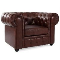 fauteuil chesterfield moins cher